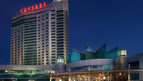 caesars windsor hotel and casino toronto