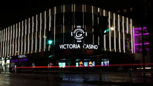 The Grosvenor Victoria Casino